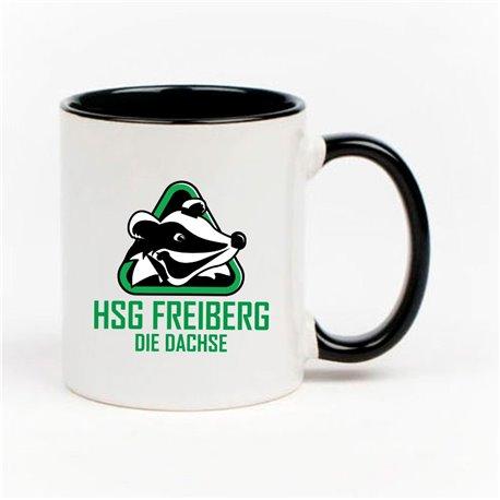 HSG Freiberg Juniordachs Tasse