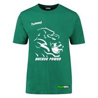 HSG Freiberg Dachsepower Shirt Unisex grün